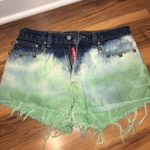 Ralph Lauren Weekender Ombré Shorts